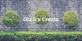 Ola Ice Cream
