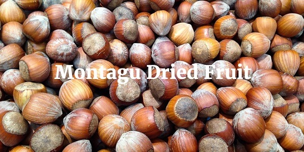 Montagu Dried Fruit