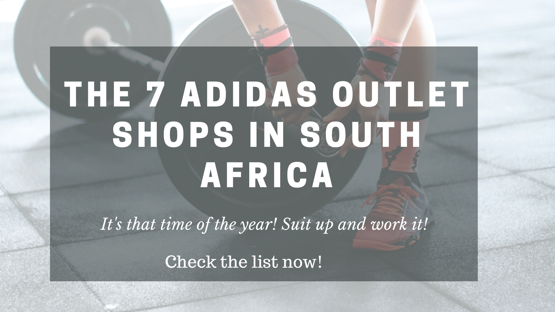 Adidas Outlet in Springfield, Woodmead